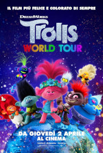 locandina: Trolls World Tour